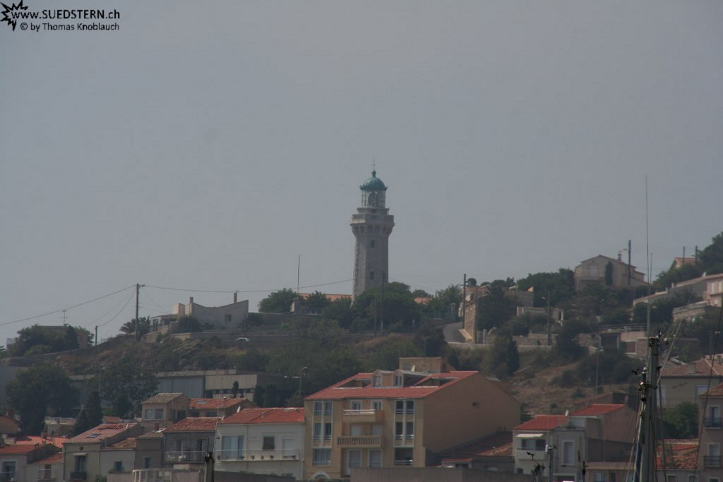 2008-08-30 - another lighthouse in Sete, france