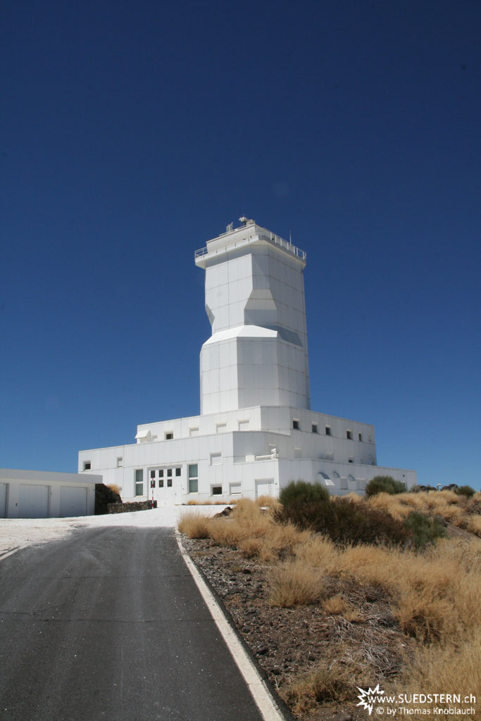 Vacuum Tower Telescope for sun observing (Izaña, Teneriffa) - IMG 0289