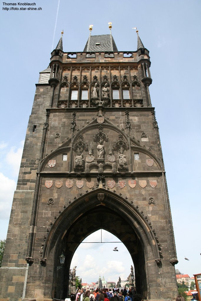 Kleinseiter Tower, Prague, Czechia