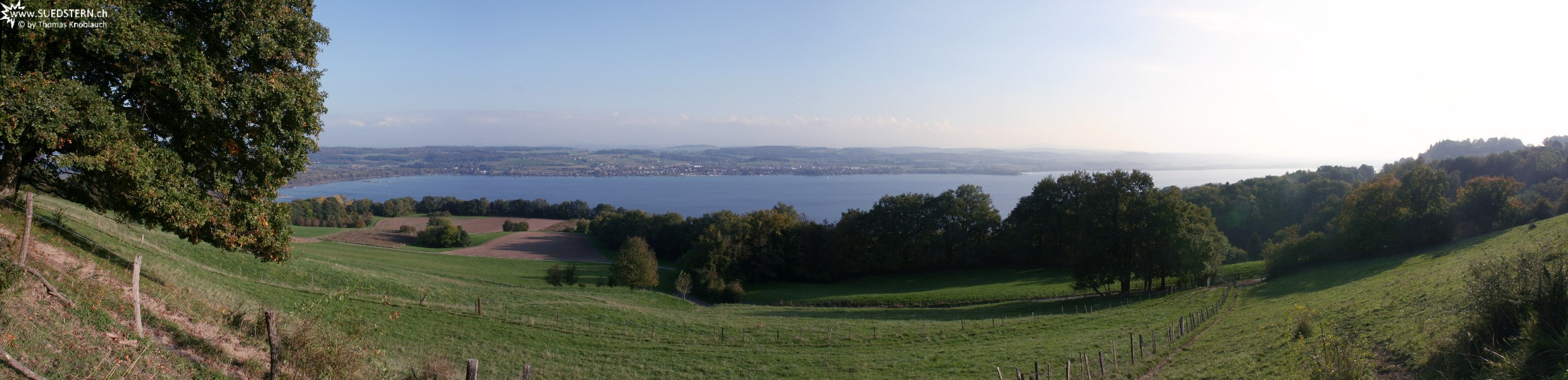 2007-10-06 - Panoramic view of Murtensee 2