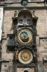 Astronomical Clock at Prague's City Hall