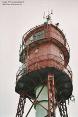 Lighthouse Campen, Germany - Lantern